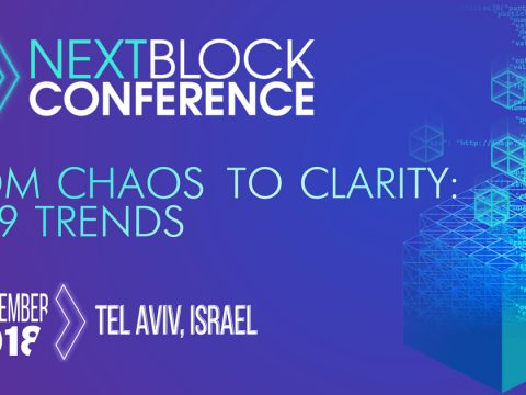 blockchain event israel