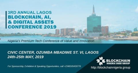Nigeria's premium Blockchain Conference