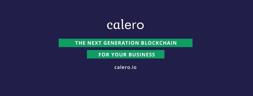 calero blockchain